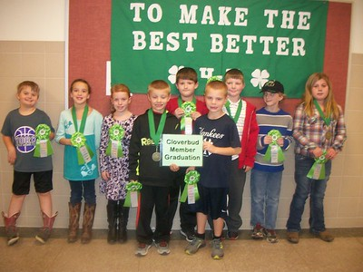 4-H Awards Night 2015