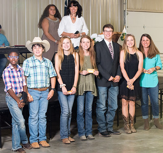 Dripping Springs 4-H Awards