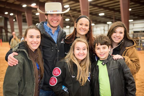 Hays County Livestock Show, 2015