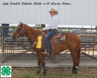 Senior Barrel Racing - 5th Place
