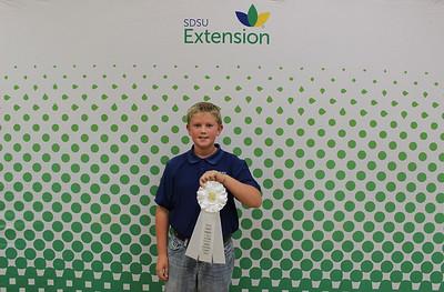 Junior Livestock Judging: Swine - 3rd Place Team