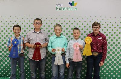 Junior Livestock Judging: Oral Reasons - Top Individuals