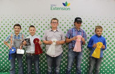 Junior Livestock Judging: Overall - Top Individuals