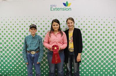 Junior Livestock Judging: Beef - 2nd Place Team