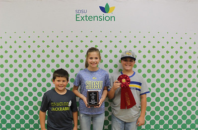 Beginner Livestock Judging: Overall - 2nd Place Team