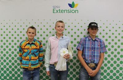 Junior Livestock Judging: Beef - 3rd Place Team