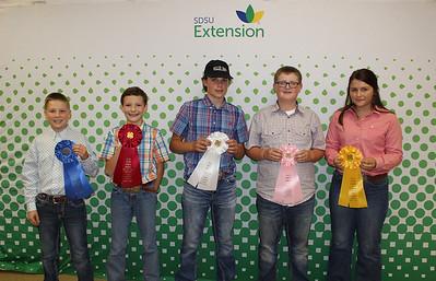 Junior Livestock Judging: Sheep and Goat - Top Individuals