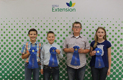 Junior Livestock Judging: Sheep and Goat - 1st Place Team