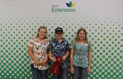 Junior Livestock Judging: Oral Reasons - 2nd Place Team