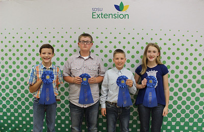 Junior Livestock Judging: Beef - 1st Place Team
