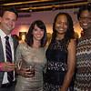 Tyler Mayfield, Lauren Jones Mayfield, Debra Munford and Africa Hands.