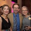 Susan Bornstein, David Fox and Marjorie Fitzgerald.