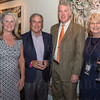 Cathy and Congressman John Yarmuth, Robert Dion and Karen Friss.