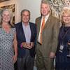 Cathy and Congressman John Yarmuth, Robert Dion and Karen Friss.