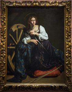 Santa Catalina de Alejandría (Caravaggio)