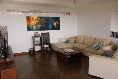 Issara Villa Lounge Area Klong Khong, Ko Lanta