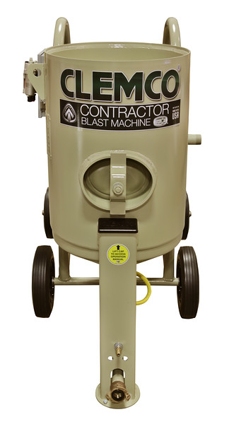 4ft³ Contractor Blast Machine 120 volt CPF