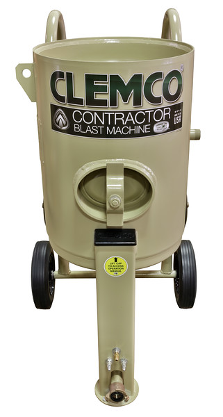 4ft³ Contractor Blast Machine CPF
