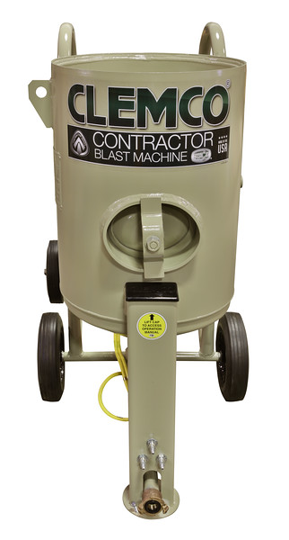 4ft³ Contractor Blast Machine ACS