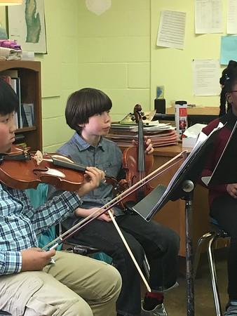 4 grade violin concert