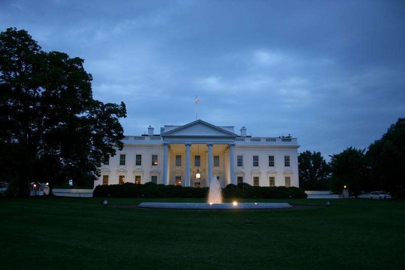 May 2009 Washington DC