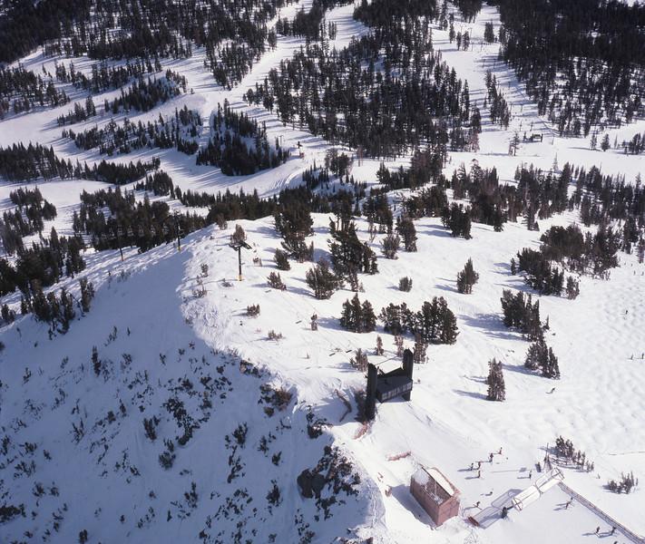 Mammoth Mountain Ski Resort.