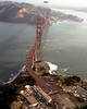Golden Gate Bridge 50th 16 X 20  5-24-1987