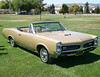 1967 Pontiac GTO Convertible 400 Engine
