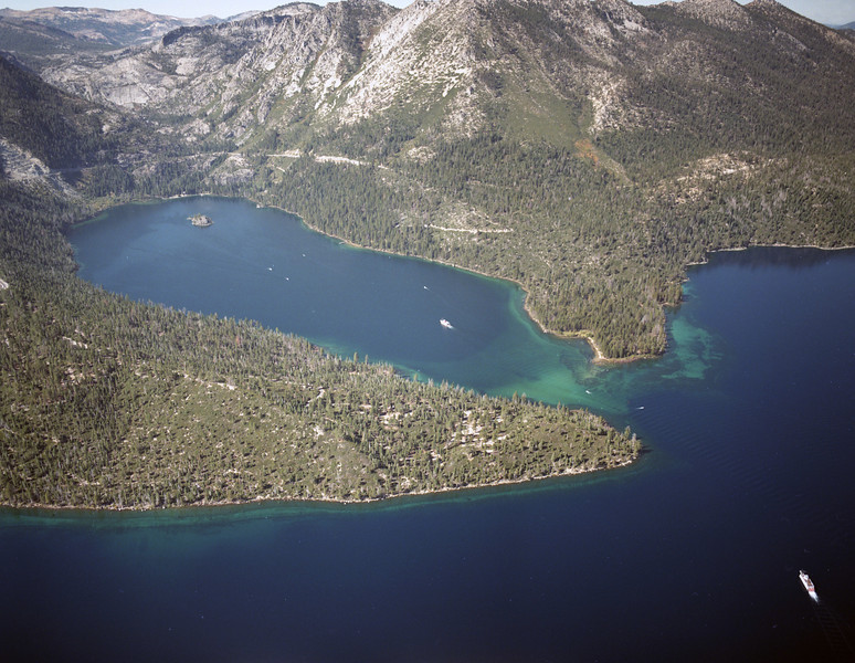 10-9-1996 Emerald Bay Tahoe