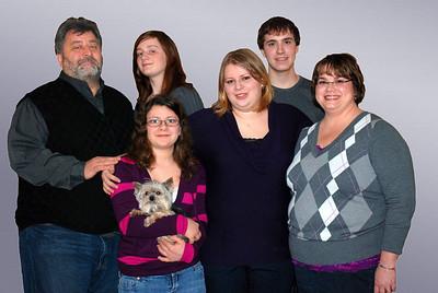 2009-12-26 Taylor Family Shots