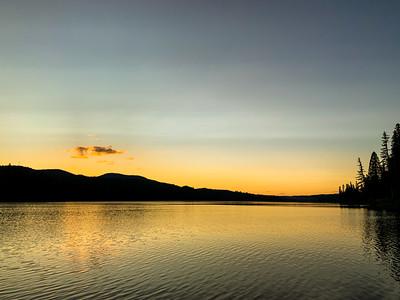 Lake Alva at #sunset.