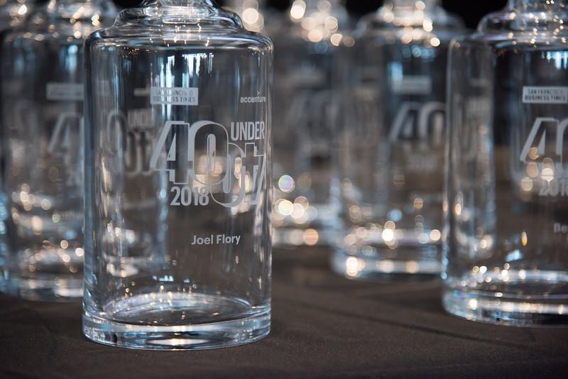 40 Under 40 Event