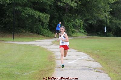 Girls Freshman Race