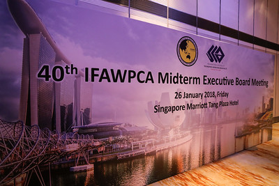 40th IFAWPCA Midterm Executive Board Meeting D2