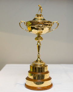 """The Ryder Cup made a special visit to Blainroe to add that certain """"je ne sais quoi"""" to our 40th Anniversary Celebrations"""