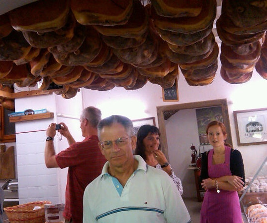 """Under the Tuscan Ham"" 