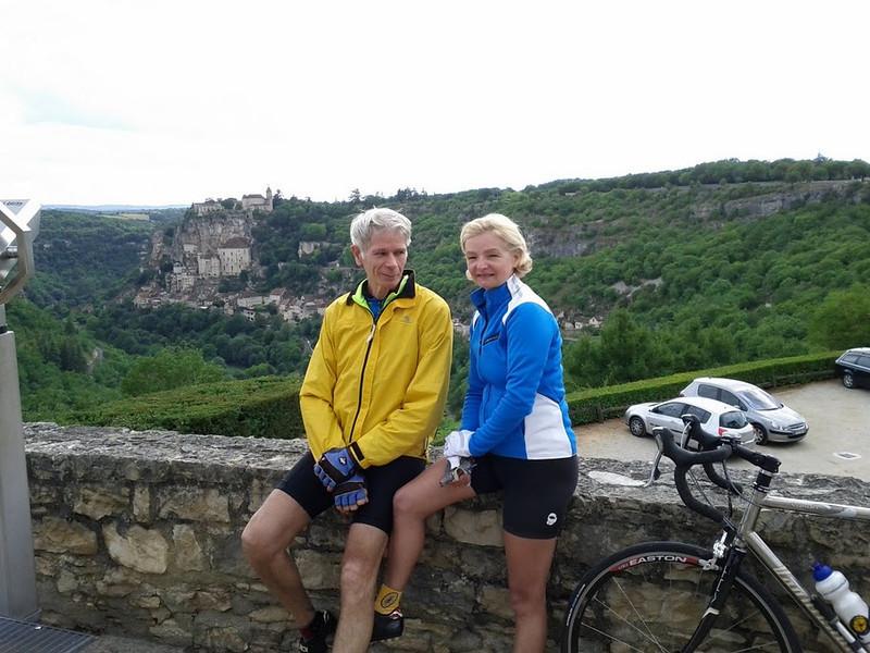Those who bike together, stay together!