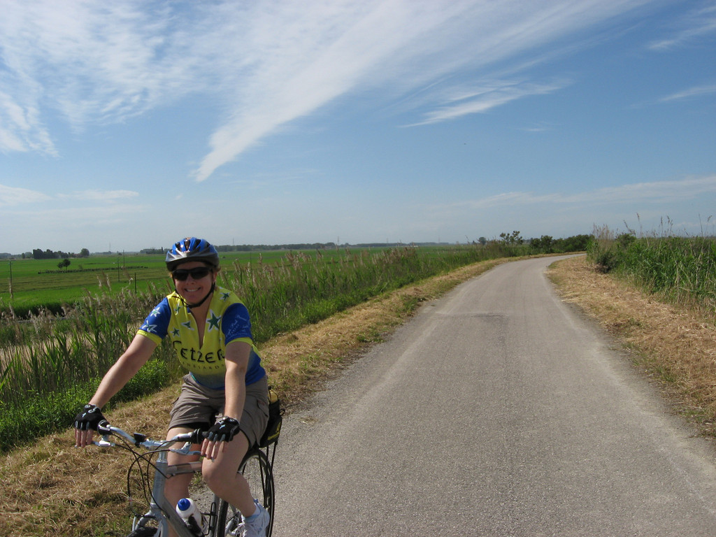 Po River Delta, Italy