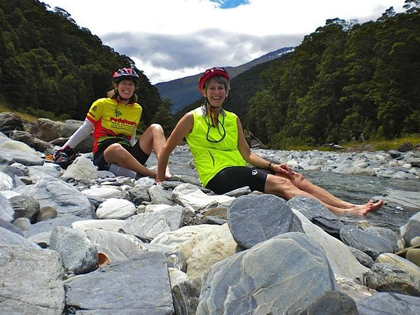Near Lake Moeraki, New Zealand