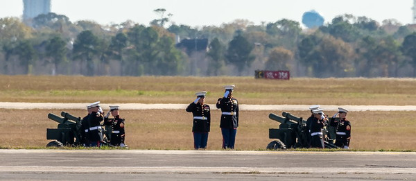 Marines saluting 41