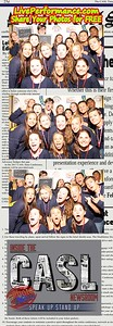 4/1/17 CASL Eye Photo Booth Photo Strips