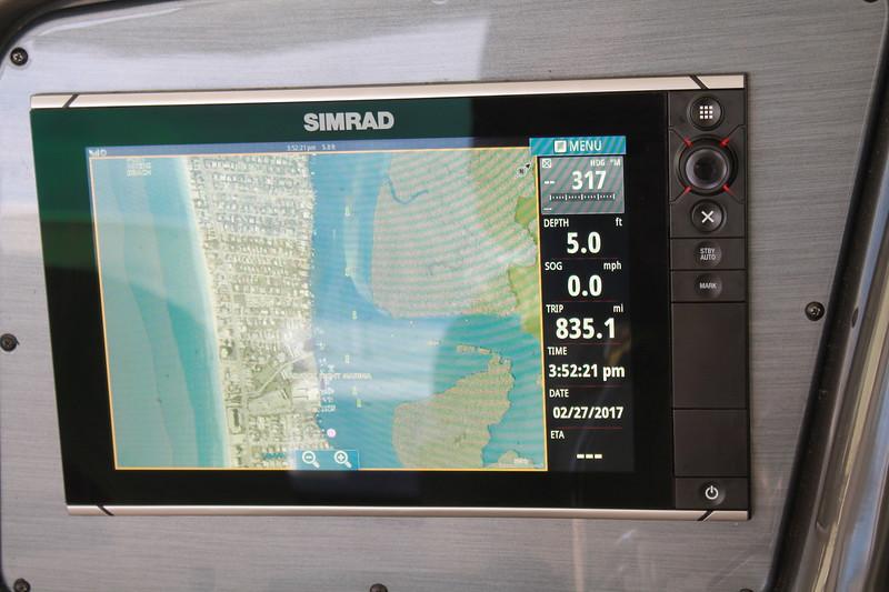 22  2nd Simrad Monitor