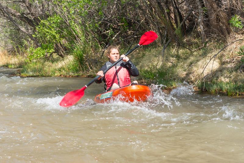 Verde River Institute Float Trip, Tapco to Tuzi, 4/21/18