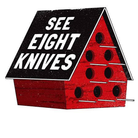 Eight Knives - 423PK