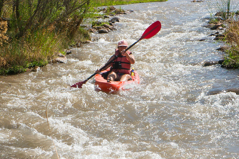 Verde River Institute Float Trip, Tapco to Tuzi, 4/27/18