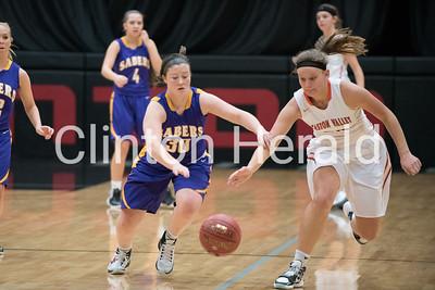 42nd Annual River Queen Classic Girls' Basketball Tournament 11-25-16