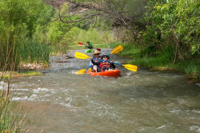 Verde River Institute Float Trip, Tapco to Tuzi, 4/30/19