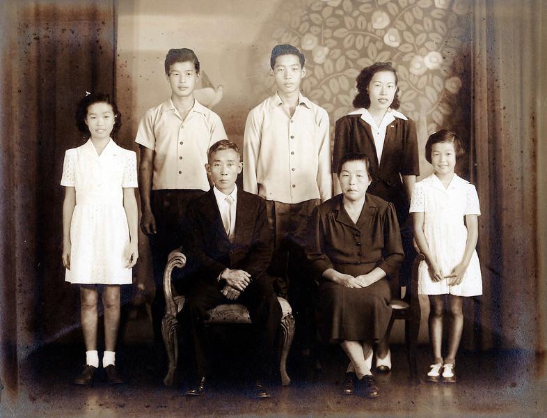Family Photo for Moriso