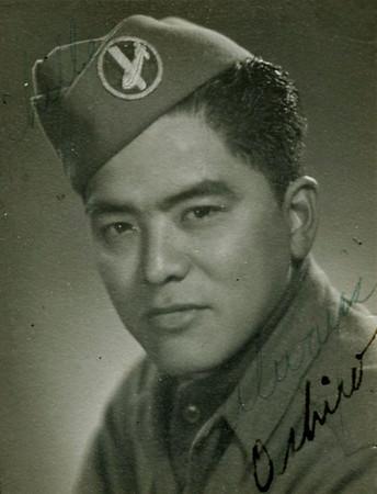 Seiji Oshiro, Antitank Company