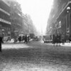 Title: Photo of street scene in Paris<br /> <br /> Date: 1945.06.xx<br /> <br /> Location: Paris, France<br /> <br /> Notes from Yasunori: 7 day pass leave.<br /> <br /> Photo courtesy of Yasunori Deguchi. Copyright retained by the Estate of Yasunori Deguchi.